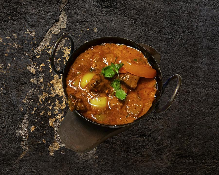 Tajmahal umeå, indisk mat 1.