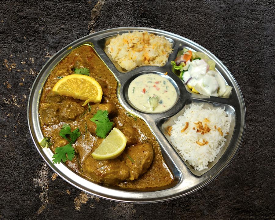 Tajmahal umeå, indisk mat 11