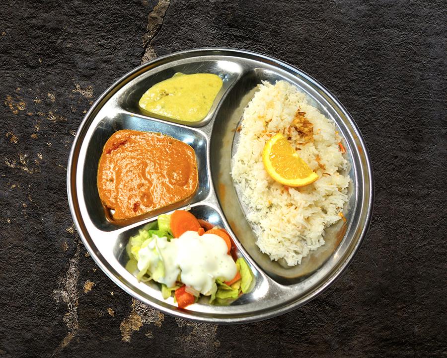 Tajmahal umeå, indisk mat 16