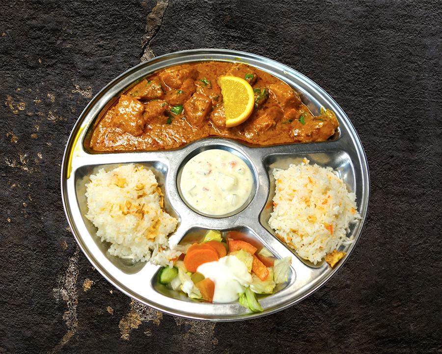 Tajmahal umeå, indisk mat 17