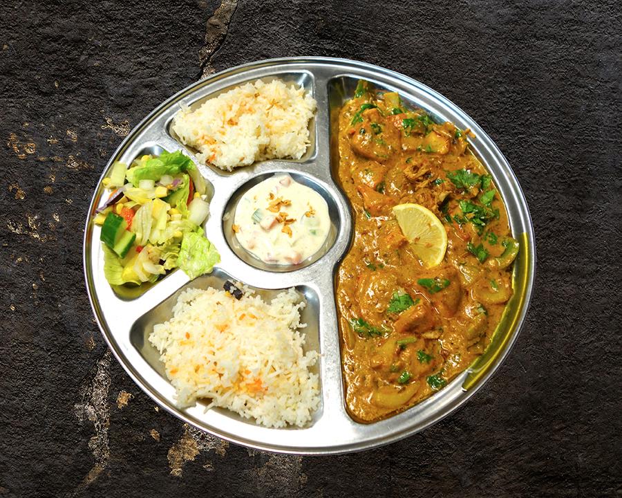 Tajmahal umeå, indisk mat 19
