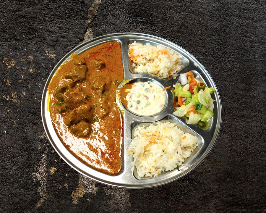 Tajmahal umeå, indisk mat 23