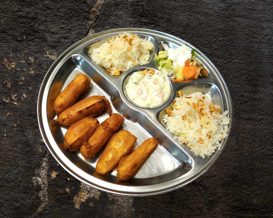 Tajmahal umeå, indisk mat 24
