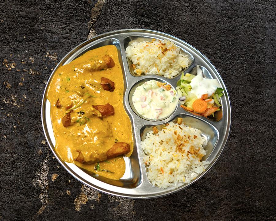 Tajmahal umeå, indisk mat 25