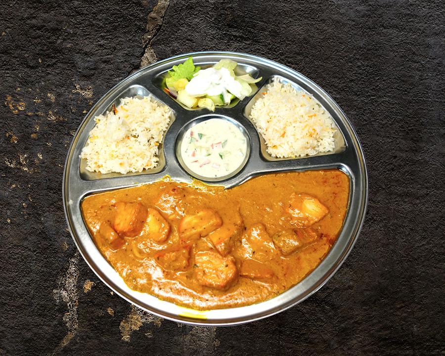 Tajmahal umeå, indisk mat 27