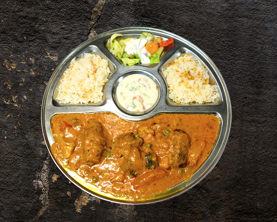 Tajmahal umeå, indisk mat 28