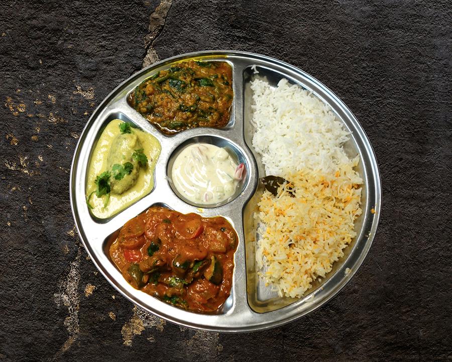 Tajmahal umeå, indisk mat 3