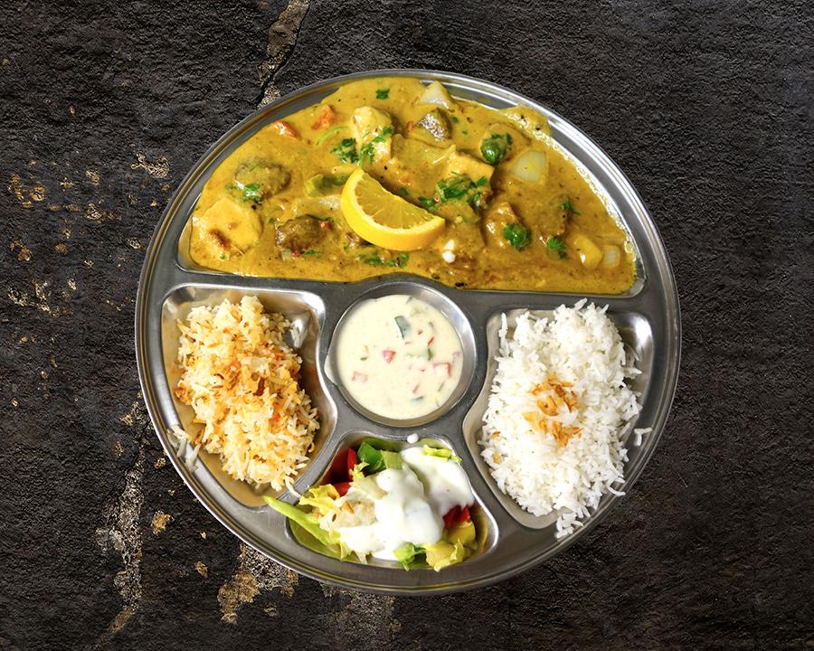 Tajmahal umeå, indisk mat 32