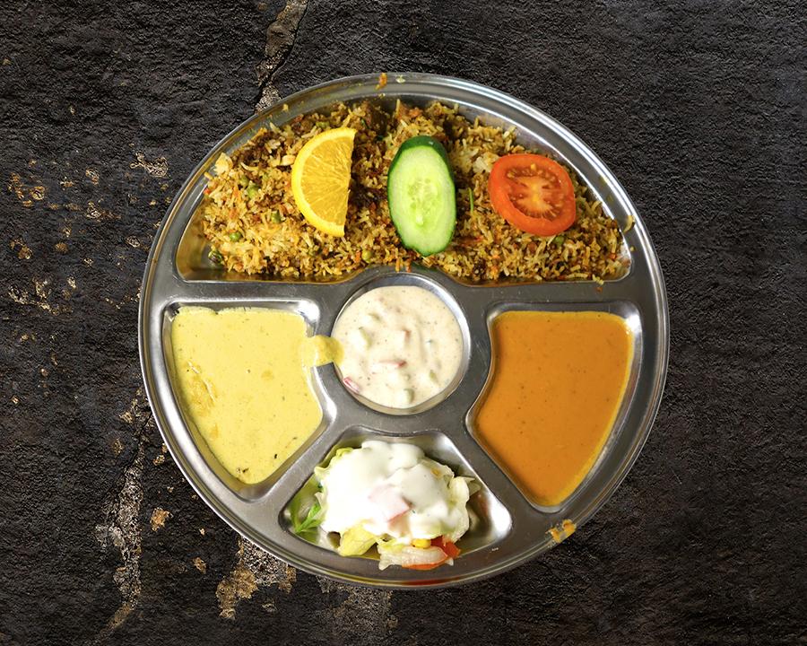 Tajmahal umeå, indisk mat 34