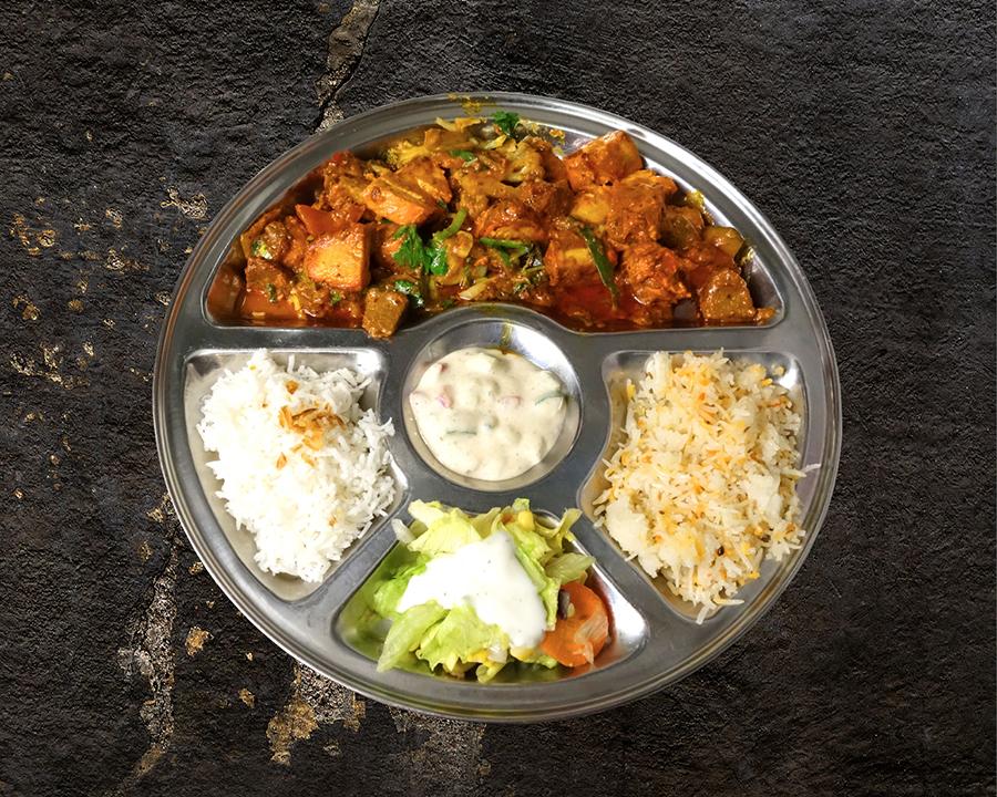 Tajmahal umeå, indisk mat 39