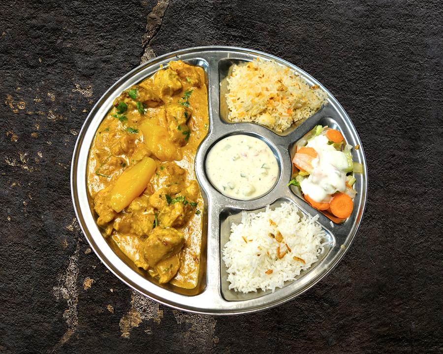 Tajmahal umeå, indisk mat 4.