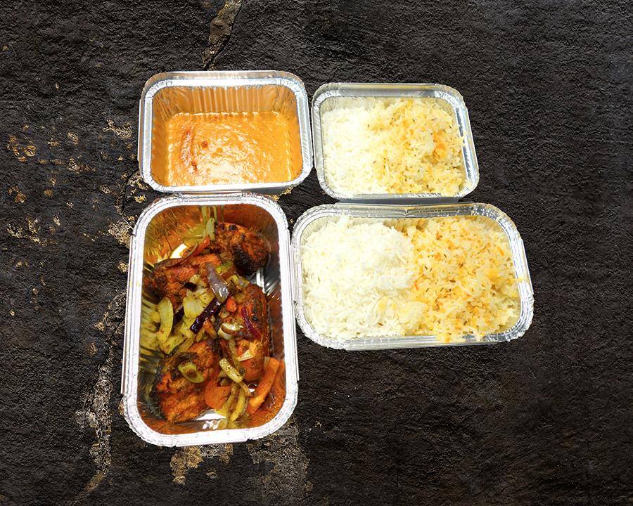 Tajmahal umeå, indisk mat 7